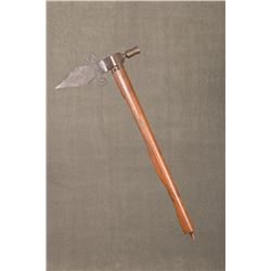 "Spontoon Type Pipe Tomahawk, 24"""