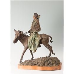 Daro Flood, bronze