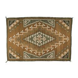 "Navajo Weaving, 6'11"" x 4'8"
