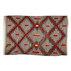 "Navajo Weaving, 7'2"" x 4'4"""