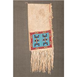 "Sioux Saddle Serape, 48"" long"