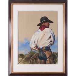 William Matthews, watercolor