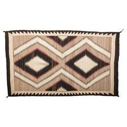 "Navajo Weaving, 5'2"" x 3'"