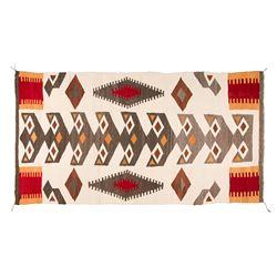 "Navajo Weaving, 5'5"" x 2'9"""