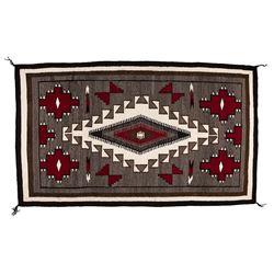 "Navajo Weaving, 5'10"" x 3'6"""