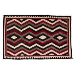 "Navajo Weaving, 7'4"" x 4'7"""