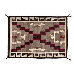 "Navajo Weaving, 5'4"" x 3'9"""