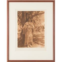 Edward S. Curtis, two works