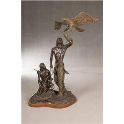 Jim Knox, bronze