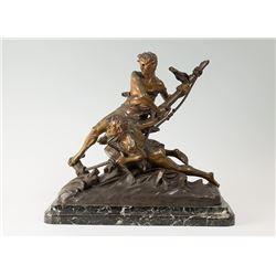 Edouard Drouot, bronze