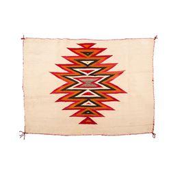 """Navajo Blanket, 3'9"""" x 2'9"""""""