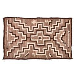 "Navajo Weaving, 6'2"" x 3'9"""