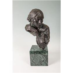 John Sherrill Houser, bronze