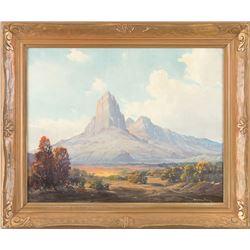 Joseph Frey, oil on canvas