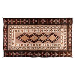 "Navajo Weaving, 13'2"" x 7'3"""