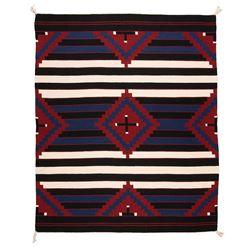 "Navajo Weaving, 5'1"" x 4'3"""