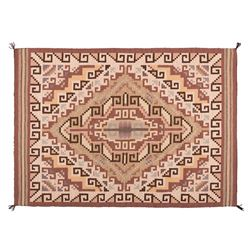 "Navajo Weaving, 4' x 2'11"""