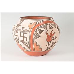 "Medina Olla Pottery Jar, 10 ½"" x 13 ½"""