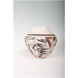 "Hopi Olla Jar by Frog Woman, Joy Navasie, 7 ¼"" x 8"""