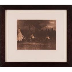 Edward S. Curtis, photogravure