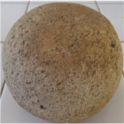 Large Discoidal Game Stone