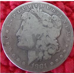 Morgan Silver Dollar