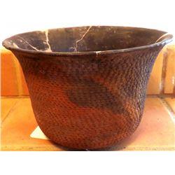 Anasazi Flare Top Corrugated Pot