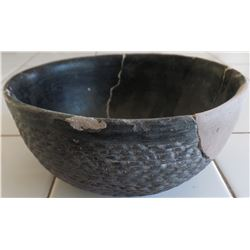 Anasazi Corrugated Bowl