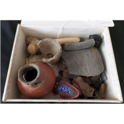 Collection of Miscellaneous Artifacts