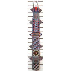 African Beaded Belt