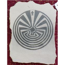 Tohono o'odham's Maze of Life