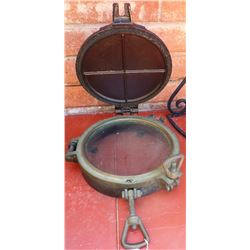 Great Nautical Brass Porthole