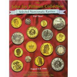 John Jay Pittman Foreign Coins