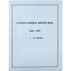 Canada General Service Roll