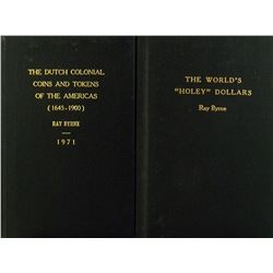 Ray Byrne on Holey Dollars and Dutch American Colonials