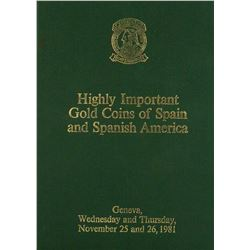 The Hommé Spanish and Spanish-American Gold Coins