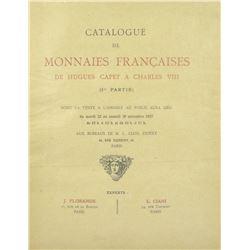 A Fine Complete Set of the Marcel de Marchéville Sales
