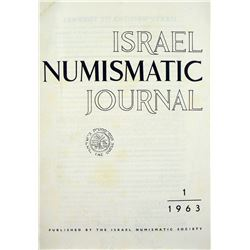 Israel Numismatic Journal