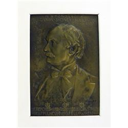 The ANS's 1911 Algernon Sydney Sullivan Medal