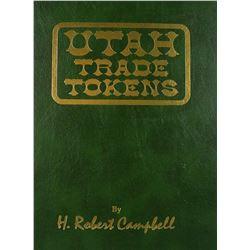 Utah Trade Tokens, Hardcover Edition