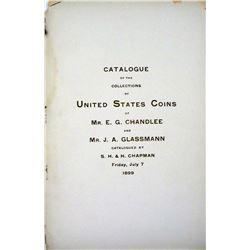 Scarce Chandlee & Glassmann Catalogue