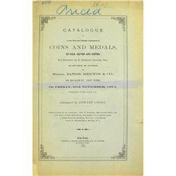 Cogan's 1874 Sanford Sale