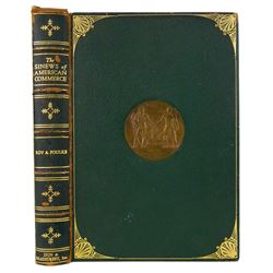 Leatherbound Dun & Bradstreet Centennial