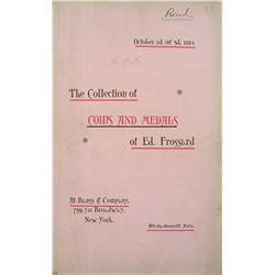 The Frossard Collection, Priced