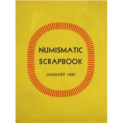 Numismatic Scrapbook Magazine, Volume I