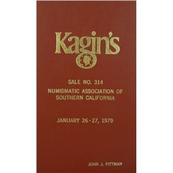 Kagin's 1979 NASC Sale