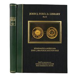 The John J. Ford, Jr. Library, Leatherbound Editions