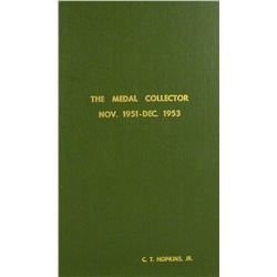 Very Scarce Early Issues of The Medal Collector