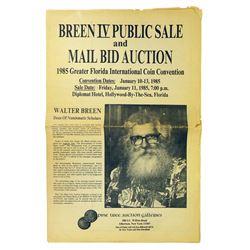 Very Scarce Pine Tree Breen IV Sale