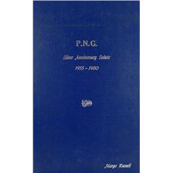 Margo Russell's Copy of the PNG 25th Anniversary Folio Edition